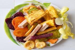 Tư vấn công bố chất lượng trái cây sấy