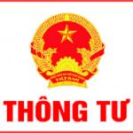 thong tu