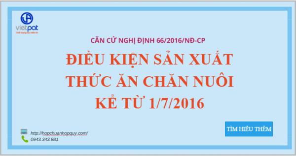 dieu kien san xuat thuc an chan nuoi