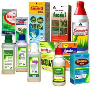 Nghiêm trị sử dụng thuốc trừ sâu quá mức trong nông sản