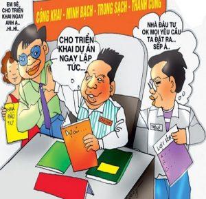 CÔNG BỐ CHỈ SỐ NĂNG LỰC CẠNH TRANH CẤP TỈNH (PCI): 58% doanh nghiệp trong nước vẫn bị nhũng nhiễu
