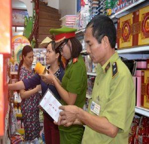 Kiểm tra An toàn thực phẩm Tết Nguyên đán Kỷ Hợi